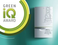 Pressebild: Green iQ Award