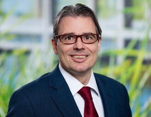 Dr Stefan Borchers appointed new Managing Director Finance and Services