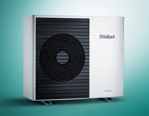 New heat pumps from Vaillant