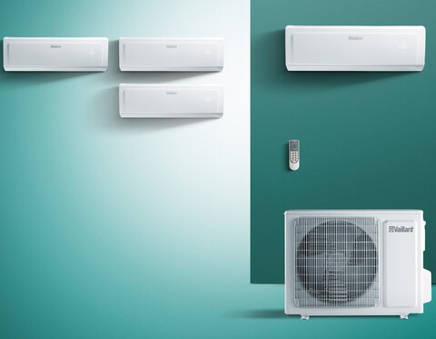 New Vaillant air-conditioning units