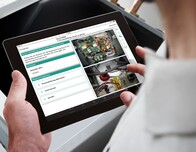 Like a navigation system, this app guides Vaillant's trade partners through installation, commissioning, maintenance or repair.